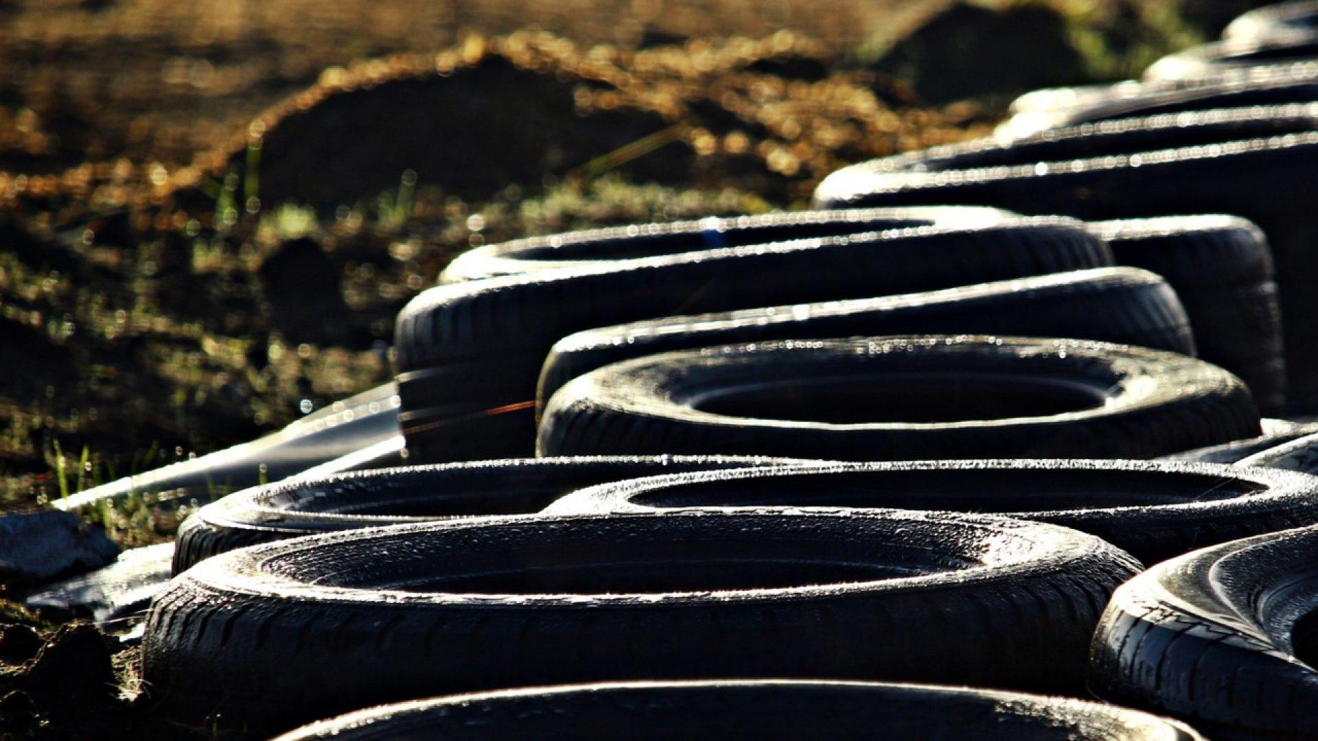 Tyre Pyrolysis